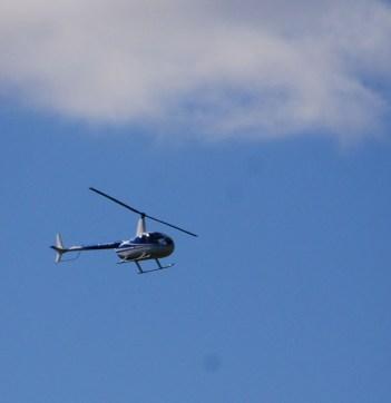 Landing at Netherthorpe