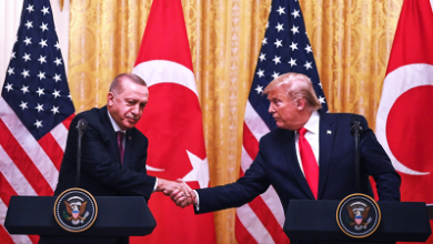 trump ve erdogan