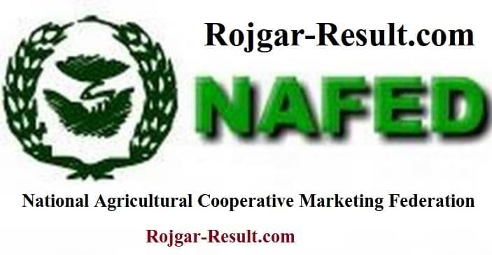 NAFED Recruitment NAFED भर्ती NAFED Notification