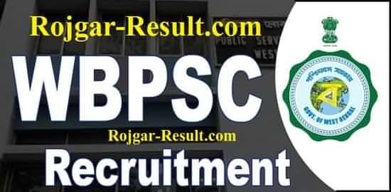 WBPSC Recruitment WBPSC upcoming recruitment