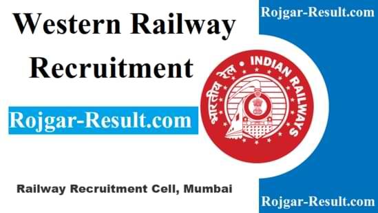 Western Railway Recruitment Western Railway Teacher Recruitment