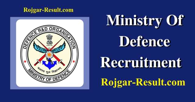 Ministry of Defence Recruitment Ministry of Defence Group C Recruitment