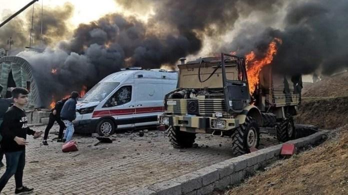 Sud-Kurdistan: Vague d'arrestations au lendemain de la révolte contre les bases militaires turques à Sheladizê
