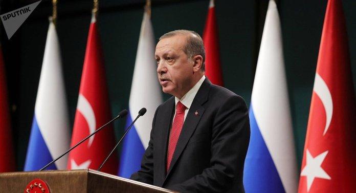 Erdogan a annoncé la production conjointe de S-500 avec la Russie après l'achat de S-400