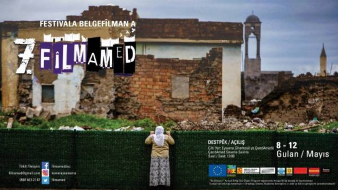 Diyarbakir: Inauguration de la 7ème édition du Festival de film documentaire FilmAmed