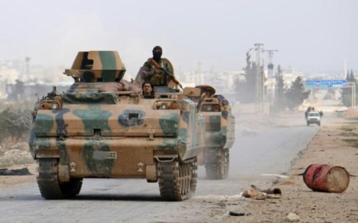 Le régime turc exécute deux frères à al -Bab