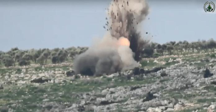cinq-djihadistes-tues-a-Afrin-FLA-rojinfo