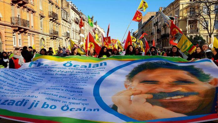 Ce qu'a dit Öcalan lors de la visite de son frère?