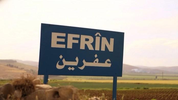 Nettoyage ethnique et transfert de populations à Afrin