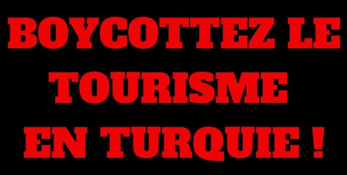 KCKD-E: «N'allez pas en vacances en Turquie, ne soyez pas complices de la guerre»