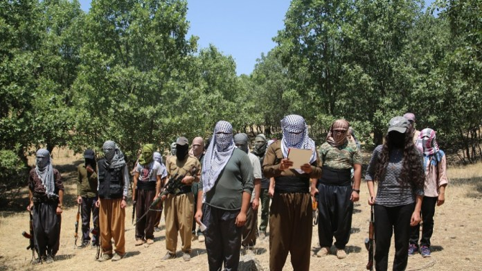Forces d'Autodéfense du Kurdistan: luttez avec nous contre l'invasion turque