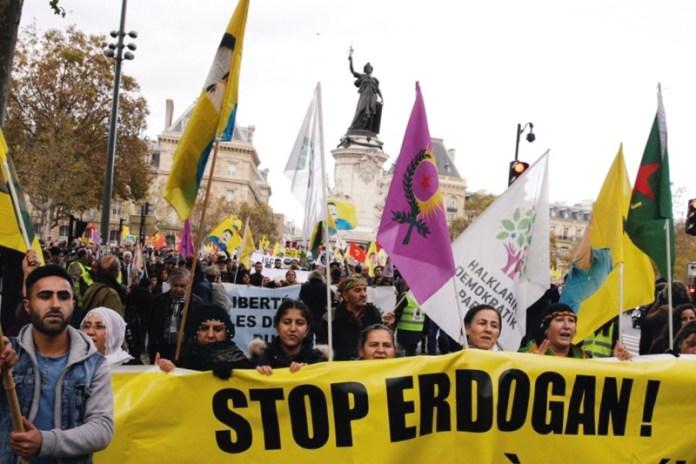 Alerte rouge en France: militants kurdes en danger