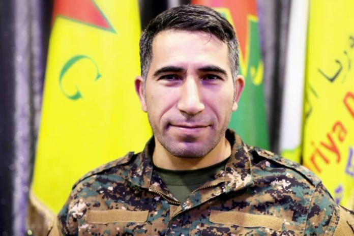 Interview de Polat Can, commandant des Forces Démocratiques Syriennes(FDS)