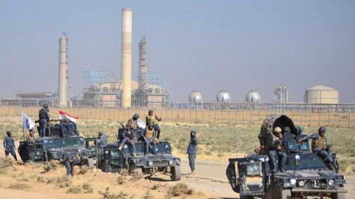 Kirkouk: Deux policiers tués dans une attaque de l'EI