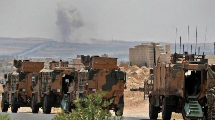 SOHR: les mercenaires se retirent de Khan Sheikhoun