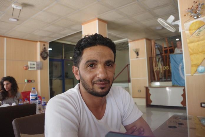 Ahmad Al Youssef, poète arabe: « Daesh est une menace pour la culture arabe»