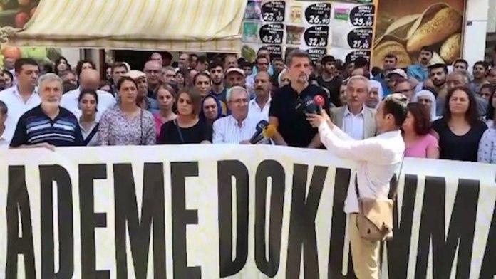 «Nous devons faire front commun», dit le Député arménien Garo Paylan