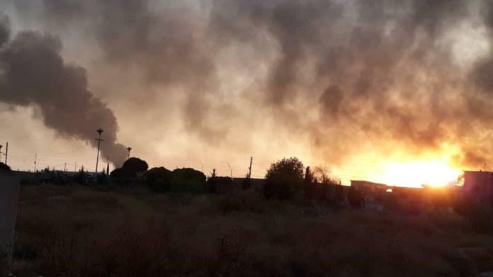 Syrie : des drones turcs bombardent une ville près d'Ayn Issa
