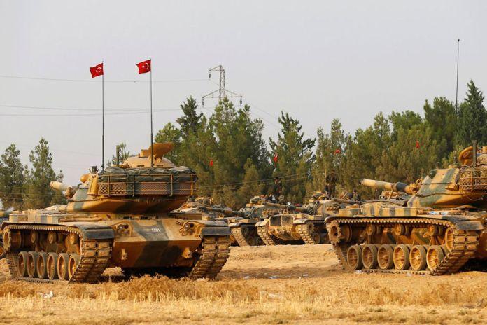 Comment Daesh se bat aux côtés de la Turquie