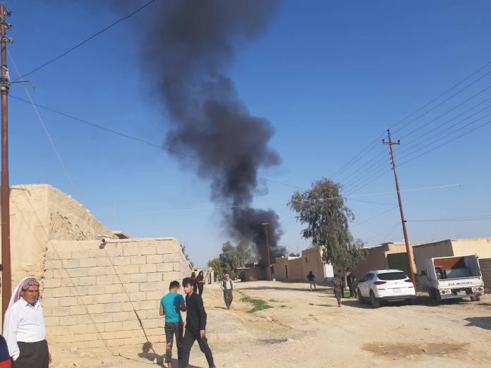 Des drones turcs bombardent la région de Shengal
