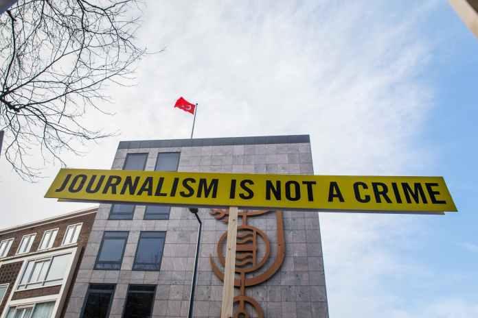 Turquie : 139 journalistes emprisonnés