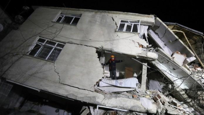 Le bilan du séisme survenu à Elazig s'est alourdi