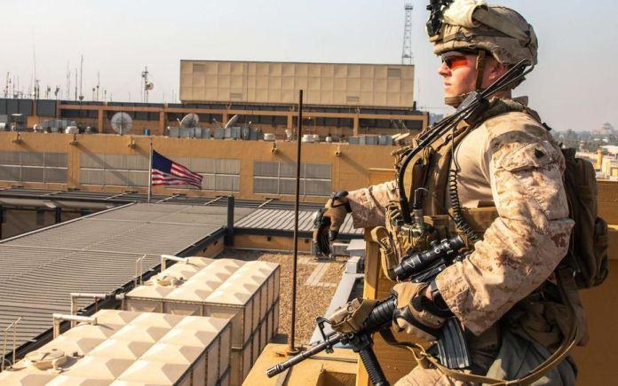 La Coalition internationale suspend ses activités en Irak