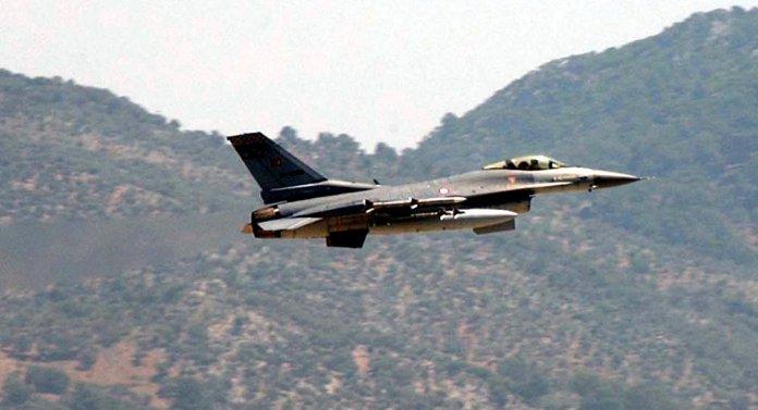 Des avions turcs continuent de bombarder les régions du Kurdistan