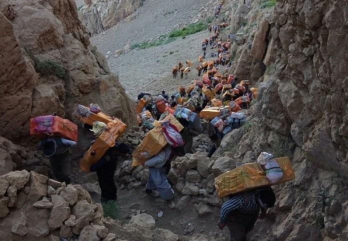Un kolbar tué et neuf autres blessés par le régime iranien