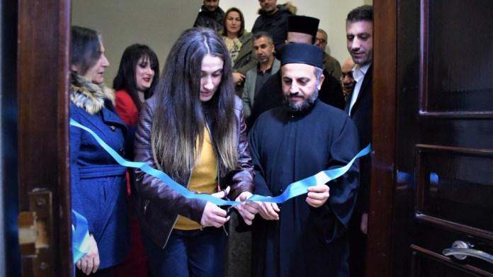 Inauguration de la première radio syriaque à Qamishlo