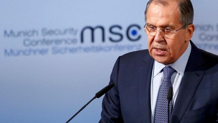 Lavrov déclare que la victoire d'al-Assad à Idlib est «inévitable».
