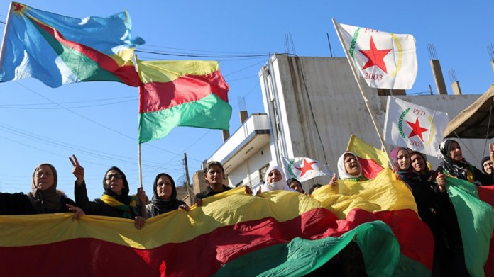 PYD : « L'occupation turque doit prendre fin»