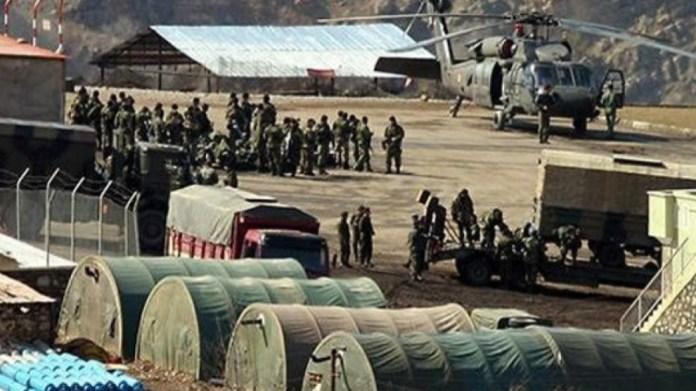 Six soldats turcs tués à Amadiya