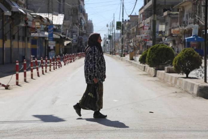 Le confinement général a commencé dans le Nord de la Syrie