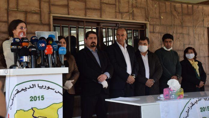 La CDS annonce la formation d'un comité qui étudiera la situation des détenus et kidnappés