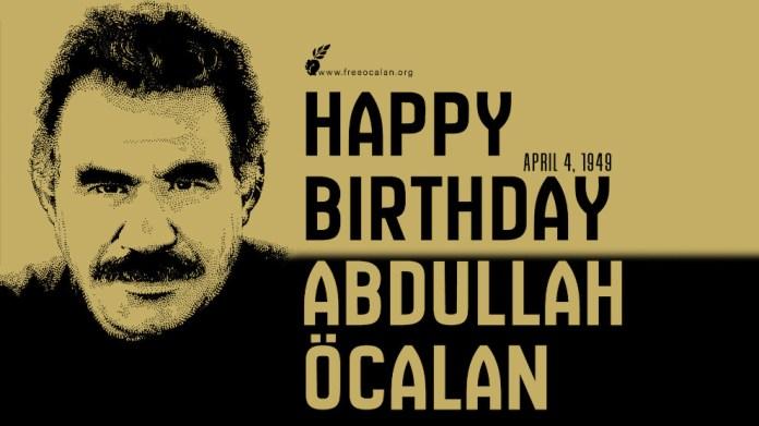 La campagne pour«la paix au Kurdistan» célèbre l'anniversaire d'Ocalan