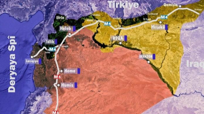 Les attaques turques contre le nord de la Syrie se poursuivent sans relâche