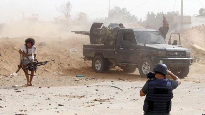 La Turquie transfère 9600 mercenaires en Libye