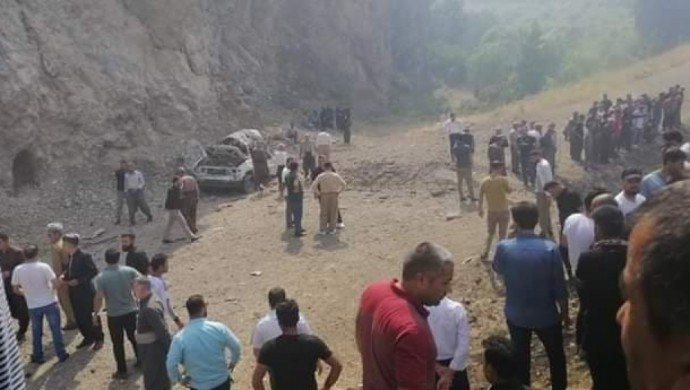 Les frappes de l'armée turque au Sud-Kurdistan (nord de l'Irak) ont tué 5 civils ce vendredi