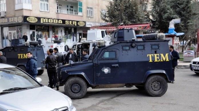 Batman: Nouvelle rafle contre le HDP, 18 personnes arrêtées