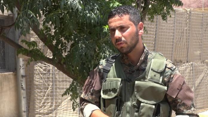 Commandant des FDS : Si les attaques turques s'intensifient, nous répondrons