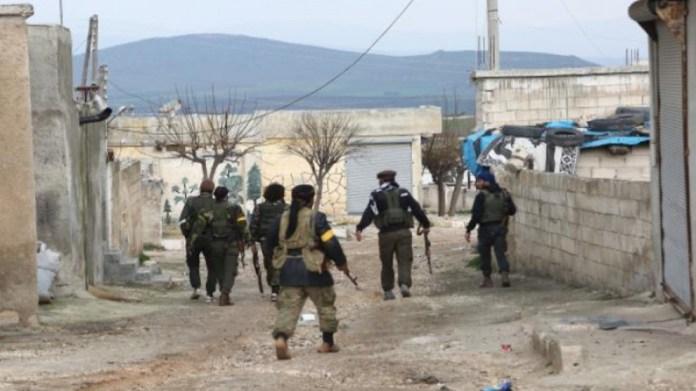 10 civils kidnappé par des mercenaires turcs à Afrin
