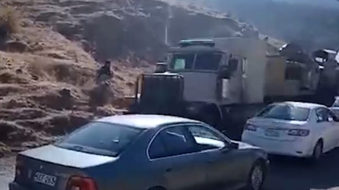 Des forces spéciales ont été déployées par le PDK dans des zones contôlées par la guérilla du PKK, au Sud-kurdistan