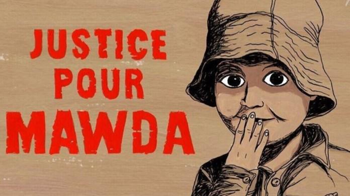 Des noms célèbres ont réclamé justice pour Mawda, une petite fille kurde tuée en Belgique d'une balle dans la tête par un policier.