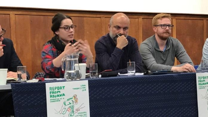 Le groupe parlementaire britannique sur le Kurdistan s'est penché sur le traitement des politiciens kurdes en Turquie.