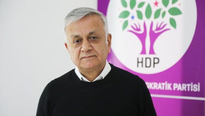 Dogan Erbas, représentant du HDP, a fait parlé de la capacité d'Abdullah Öcalan à apporter une solution pacifique pour le Moyen-Orient.