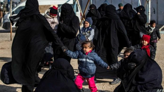 Des femmes et enfants ressortissants de 57 pays vivent actuellement dans des camps au nord de la Syrie. L'ONU demande leur rapatriement.