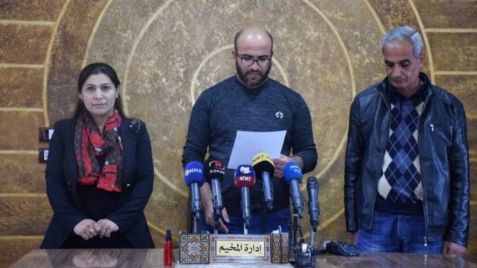 Dans un communiqué de presse, l'administration du camp d'Al-Hol a expliqué les raisons de l'incendie survenu dans le camp le 27 février et demandé plus de mesures de sécurité.