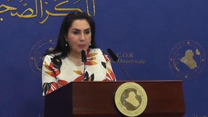 La députée irakienne Yusra Recep a indiqué que les habitants de Shengal ont le droit d'être autonomes et de se protéger selon la constitution irakienne.