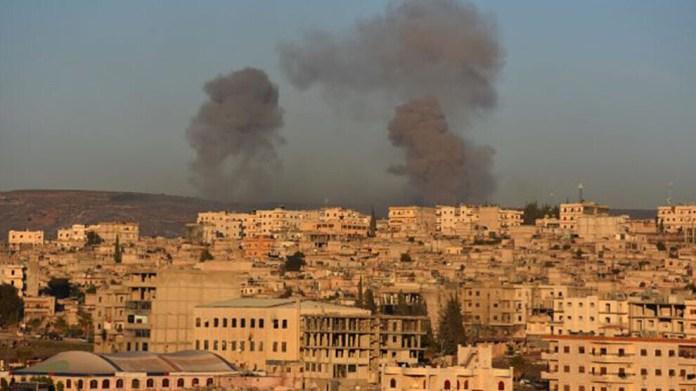 La région d'Afrin, ainsi que les colonies du canton de Shehba, dans le nord de la Syrie, sont la cible d'attaques permanentes de l'armée turque et de ses mercenaires djihadistes.